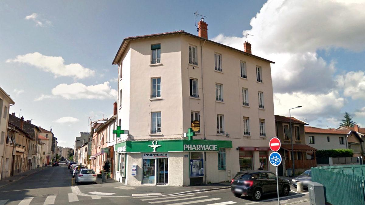 rue de Fontanieres vue exterieure