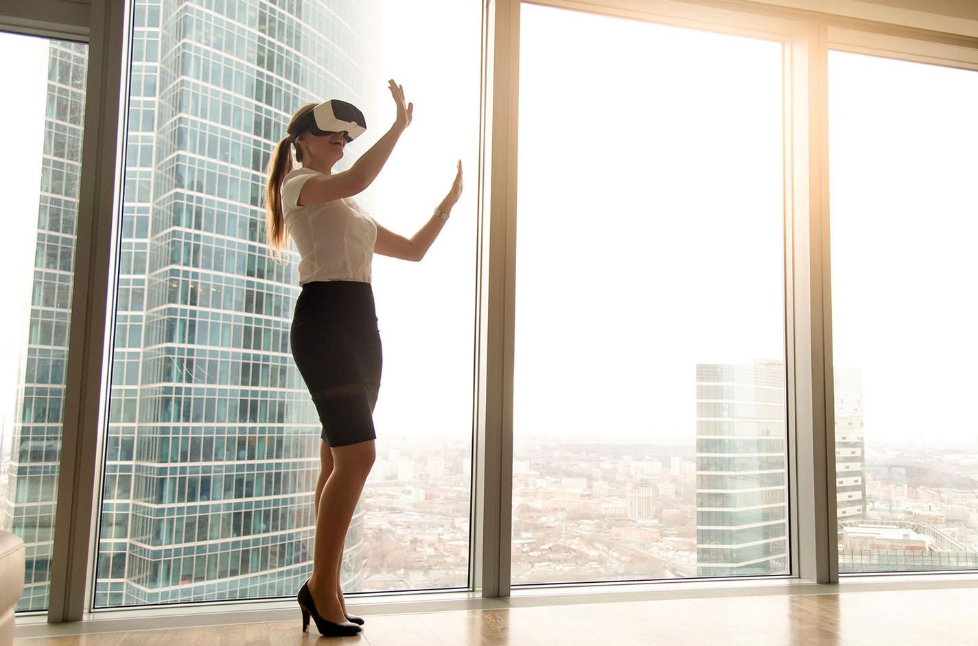 marchand de biens visite virtuelle immobilier
